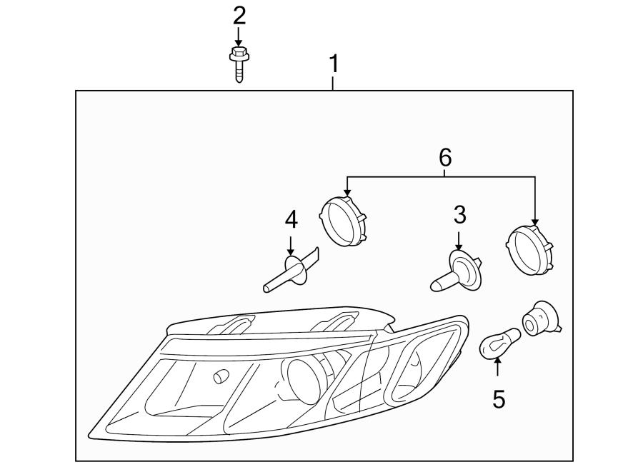 2005 kia sedona power steering diagram