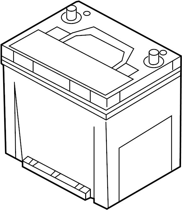 2012 kia soul battery assembly  vehicle battery  power