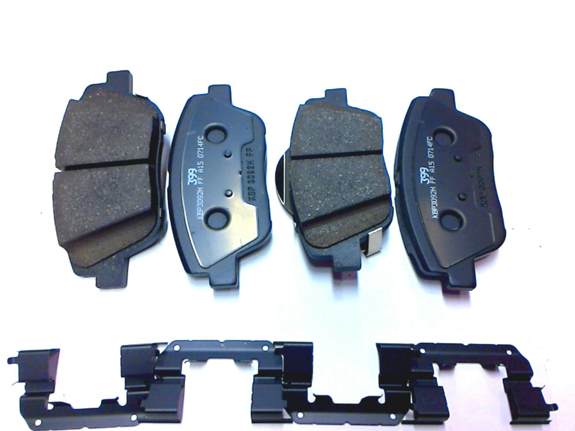 Kia Optima Brake Pads  Front Pads  Pad Kit